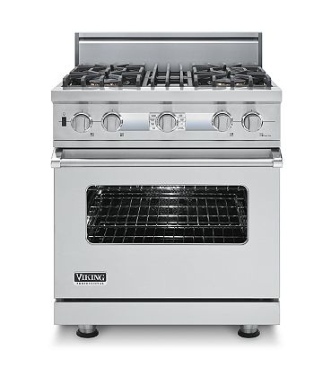 "Buy Viking Appliances - ""VDSC530T-4B Viking Range - Custom Electronic Control Range,\"""