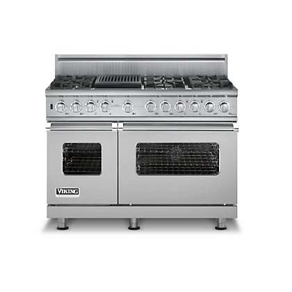 Buy Viking Appliances - VDSC548-6Q Viking Range - Custom Dual-Fuel Range with Grill