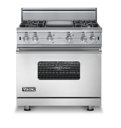 Buy Viking Appliances - VGCC536-4G Viking Range - Custom Sealed Burner Range with G