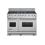 "Buy Viking Appliances - ""VGCC548-8B Viking Range - Custom Sealed Burner Range, Gas 4\"""