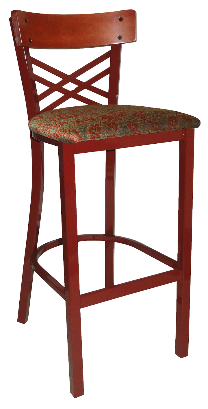 Inn 2510 Bs Vitro Seating Innovations Stool 41 Quot H Wood