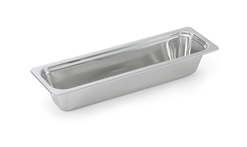 Vollrath 8230905 - Stainless Steel Half Size Rectangular ...
