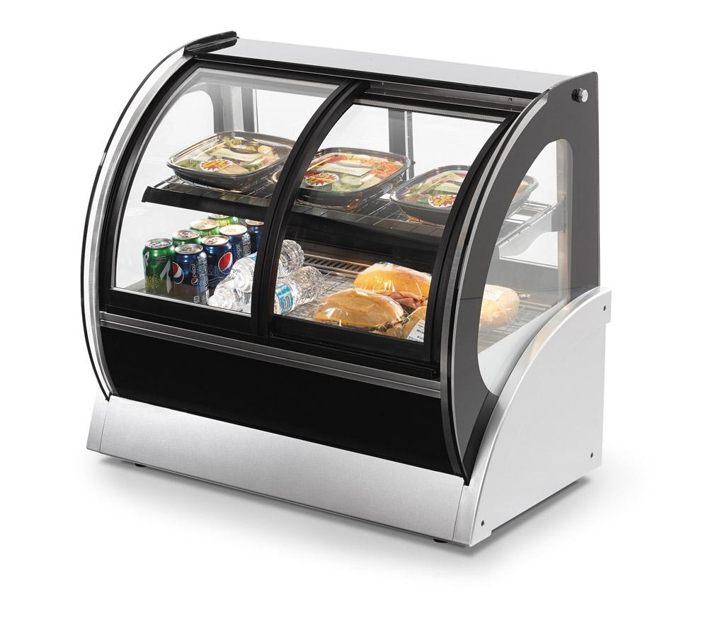 Countertop Display Case : Vollrath 40881 - Countertop Refrigerated Deli Display Case, 48 in.