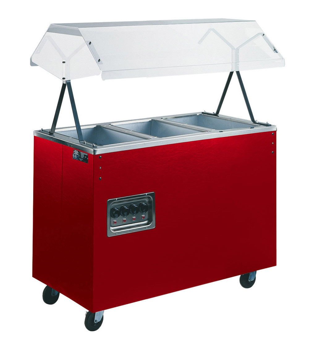Portable Table Steamer Nokia Universal Portable Usb Charger Dc 16 Portable Charger Virgin Atlantic Portable Kitchen Island Bench Perth: Portable 3 Well Electric Steam Table W