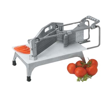 Vollrath 0643sgn redco tomato pro tomato slicer w safety for Equipement resto pro