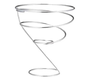 WC-6007 Vollrath - Twister Wire Cone Basket, Large Crome