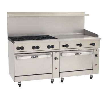 Vulcan Countertop Oven : Image may include accessories and may not necessarily depict product ...