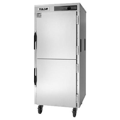 Vulcan VPT7   Holding Cabinet, Pass Thru, Mobile, Cap (7)