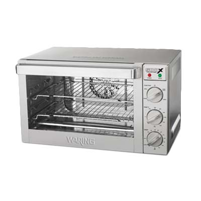 Waring Wco500x Countertop Convection Oven W Rotisserie