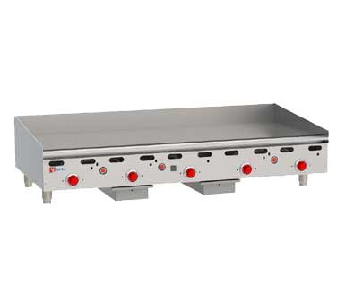 ASA60-30 Wolf Range - Heavy Duty Griddle, countertop, gas, 60
