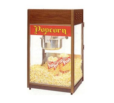 2086 Gold Medal - P-60 Popcorn Machine, 6 oz. Kettle