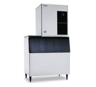 F-1501MAH-C Hoshizaki - Compressed Cubelet Ice Machine, 1300 lbs., Air-Cooled