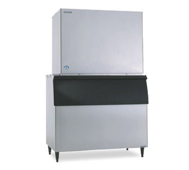 KM-2100SWH3 Hoshizaki - Crescent Cube Ice Machine, 2096 lb., Water-Cooled