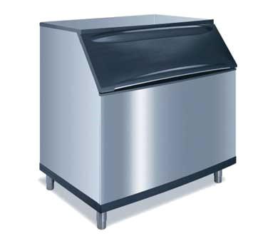 B 970 Manitowoc S Series Ice Bin 710 Lb Storage Capacity