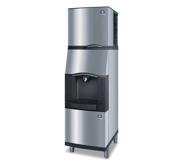 SCA-163 Manitowoc - Vending Ice Dispenser,  120 lb. Capacity, Coin-Op