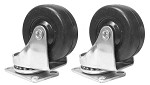 "HD-CST-040HD Randell - Casters, heavy duty, 4"", locking"