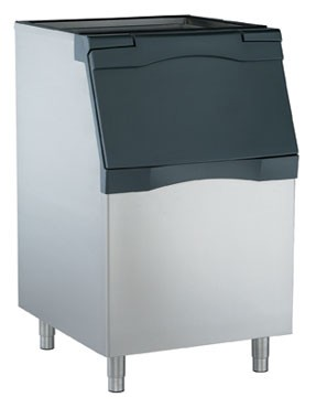 B530S Scotsman - Ice Bin, w/top-hinged front-opening door, up to 536-lb ice stora