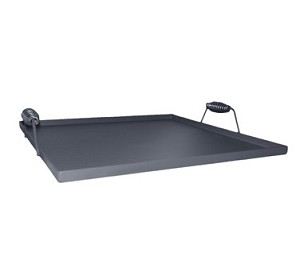 1020450 Tomlinson Industries - Lift-Off Steel Griddle