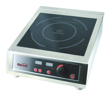 1022750 Tomlinson Industries - Induction Cooker, countertop model, single burner. This EuroKera
