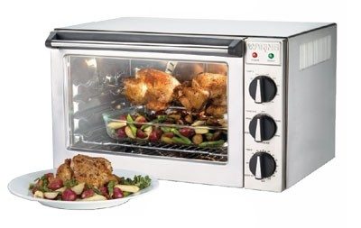 Countertop Oven With Convection And Rotisserie : Image may include accessories and may not necessarily depict product ...