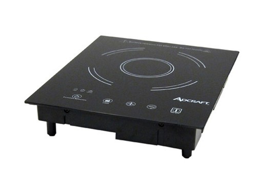 IND-D120V Admiral Craft - Induction Cooker, drop in, ceramic glass surface, digital contro