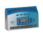 TTS-4 Roundup - TimeTech ST Cooking/Holding Timer, four-channel, solar powered,