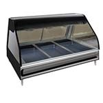 ED2-48/P-SS Alto-Shaam - Display Case w/Zone Heating & SS Ext., 48 in.