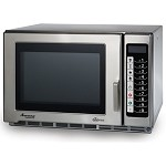 RFS18TS Amana - Medium Sided Microwave Oven, 1800 watts