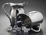 DWP64 American Metalcraft - Stainless Steel Pitcher w/Mirror Finish, 64 oz.