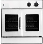"AROFG-30 American Range - Residential Oven. Legacy 30"" single french door gas Innovection"