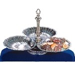 NEP3S-S Apex Fountains - Tiered Food Display, Neptune, 3-tier. Great for accentuating you