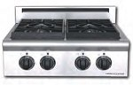 ARSCT366ISN American Range - 6 Sealed Gas Step-Up Burners Cooktop NG