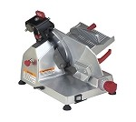 "825E Berkel - Slicer, manual, angled gravity feed, 10"" dia. C.S. knife, perman"