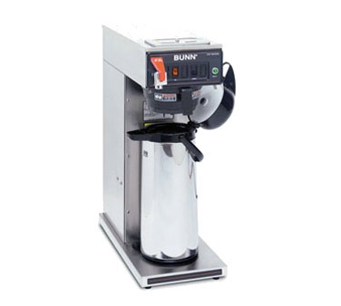Bunn Coffee Maker Does Not Heat Water : 23001.0006 Bunn - Automatic Airpot Coffee Brewer, 1320 watt tank heater