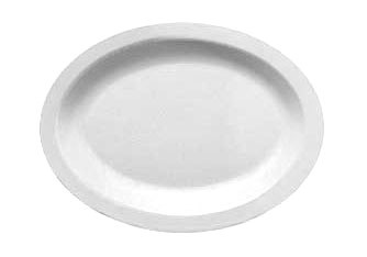 "860002 Carlisle - Platter, 12-7/8"" x 9-1/8"". Great for serving anything from cooki"