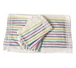 705MSK Chef Revival - Multi-Stripe Towel, 15 x 26in. (120 per case)