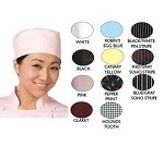 H009-XL Chef Revival - Hounds Tooth XL Chef's Pill Box Hat (12 per case)