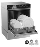 L-1X16 CMA Dishmachines - Dishwasher, undercounter, low temp. chemical sanitizing, 30 rack