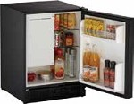 CO29FB-00 Uline - Frost Free Combination Refrigerator/Ice Maker