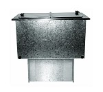 225L Delfield - Drop-In Ice Cream Dipping Cabinet, 6 gal. capacity