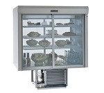 F5MC48D Delfield - Drop In Refrigerated Counter w/Serve-Case Top, 48 in.