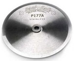 "18010 Dexter Russell - Sani-Safe 4"" Pizza Blade Only, stain-free, high-carbon steel"