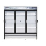 EMSGR69C Everest Refrigeration - Reach-In Glass Door Chromatography Refrigerator, three-sections, 69 cu. ft.