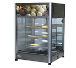 PD3TS18 Fleetwood - Skymsen Steam Line Pizza Display Case