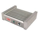 RG-9M Fleetwood - Stainless Steel Hot Dog Roller Grill.  Holds up to 24hot dogs