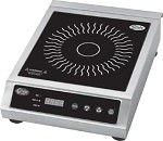 GIR18 Globe - Countertop Electric Induction Range, 1,800 watts