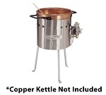 4110BG Gold Medal - Candy Apple Cooker Stove, Gas