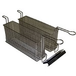 8053 Gold Medal - Twin Fryer Baskets, small