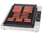 8160 Gold Medal - Non-Stick Hot Dog Grill