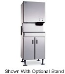DCM-500BWH Hoshizaki - Cubelet Ice Maker/Dispenser, 567 lbs., Water-cooled